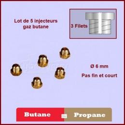 Kit d'injecteurs standard...
