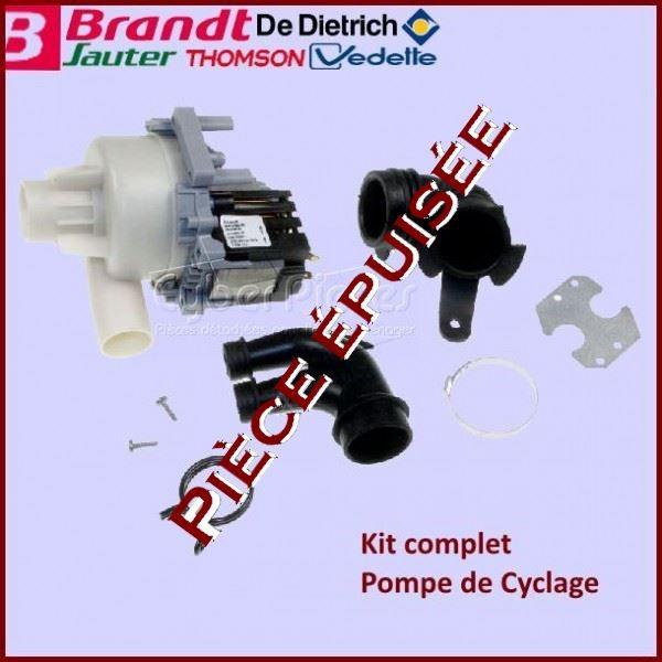 Pompe de cyclage Brandt 32X3326***Pièce épuisée***