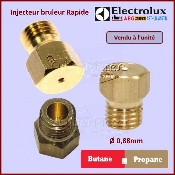Injecteur rapide Butane Electrolux 3544000031