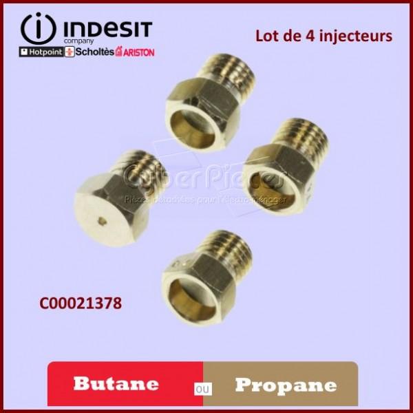 Injecteurs Gaz Butane Indesit C00021378