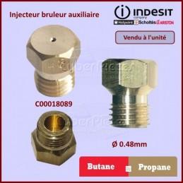 Injecteur auxiliaire Butane...