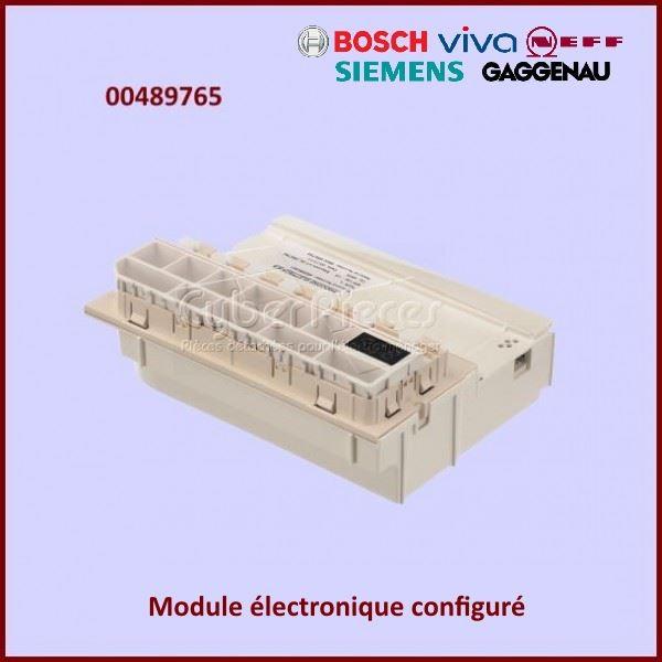 Module de Commande Bosch 00489765
