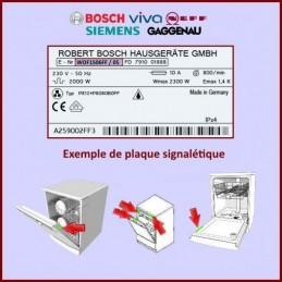 Carte électronique de Commande Bosch 00644218 CYB-295901