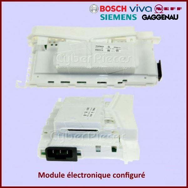 Module de commande non programmé Bosch 00647386