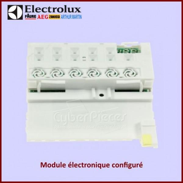 Carte électronique EDW151 configuré Electrolux 973911924204051