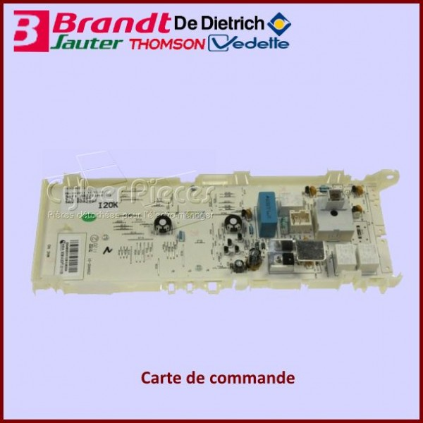 Carte de commande Brandt AS0002882