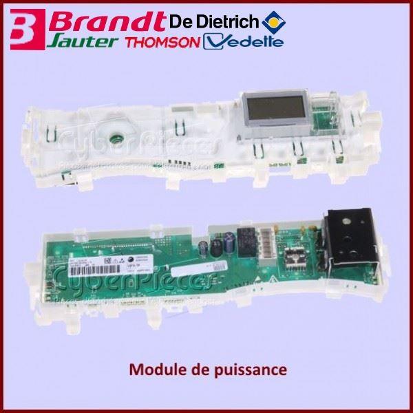 Carte de commande Brandt AS0014544