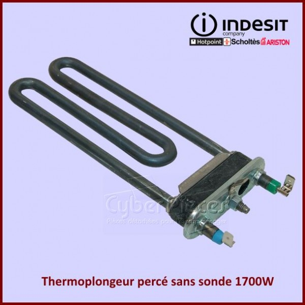 Thermoplongeur 1700W Indesit C00255452