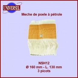 NSH12 Mèche de poêle à...