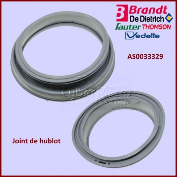 Joint de hublot Brandt AS0033329