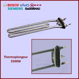 Thermoplongeur 2500W Bosch...