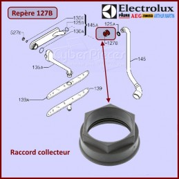 Raccord collecteur Electrolux 1523118204 CYB-127370