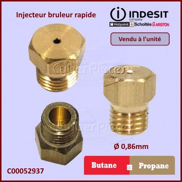 Injecteur Rapide Butane Indesit C00052937