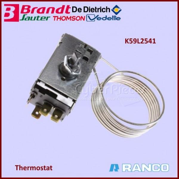Thermostat K59L2541 Brandt F67G141A8
