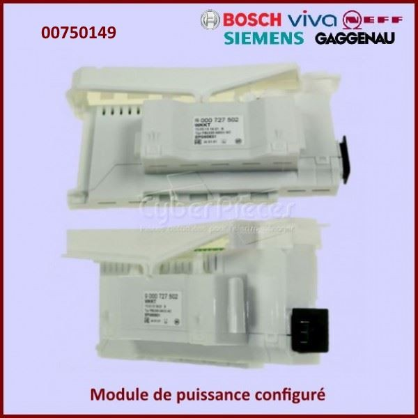 Module de Commande Bosch 00750149