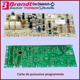 Carte de commande Brandt 52X3685 CYB-024358