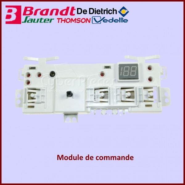 Carte de commande Brandt V54M004A4