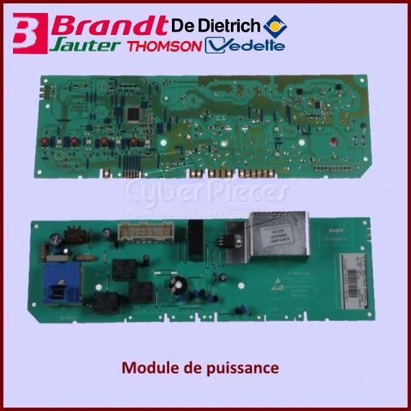Carte de puissance Brandt 52X2031