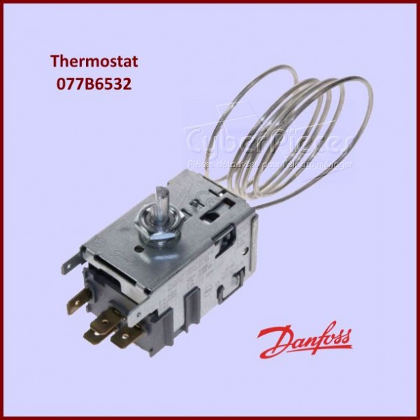 Thermostat Danfoss 077B6532
