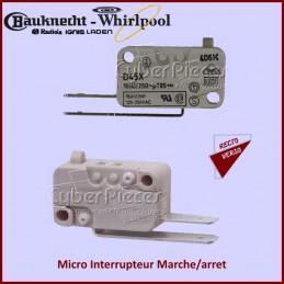 Micro Interrupteur Marche/Arret 481227618248 CYB-012362