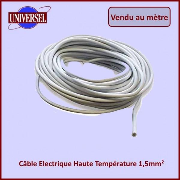Câble Electrique Haute Température 1,5mm²