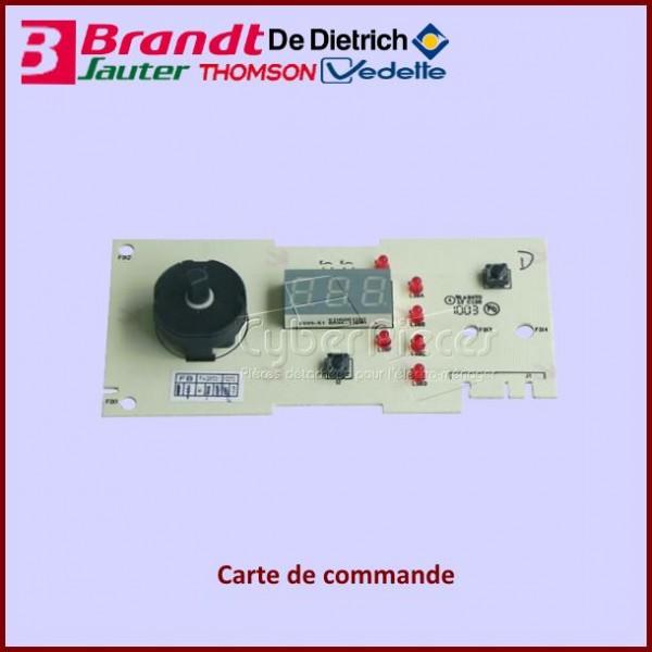 Carte de commande Brandt 32X4154