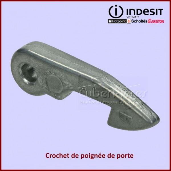 Crochet de poignée de porte Indesit C00023823