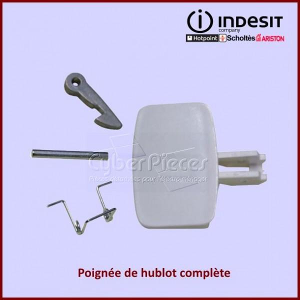 Poignée de Hublot complete Indesit C00035766