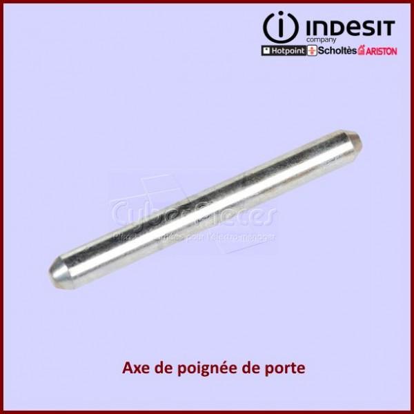 Axe de poignee de porte Indesit C00003044