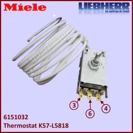 Thermostat du Réfrigérateur K57L5818 - A110080 (6151150) CYB-387507