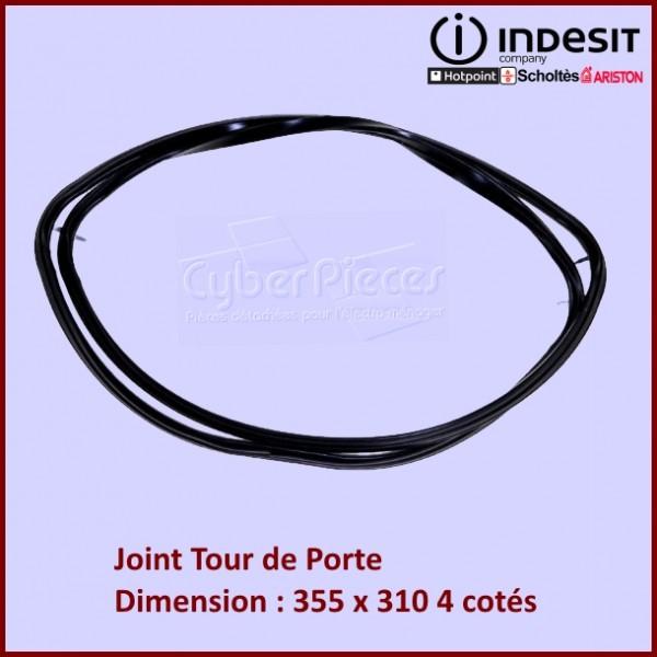 Joint de Porte de Four 355x310 Indesit C00078411 CYB-321266
