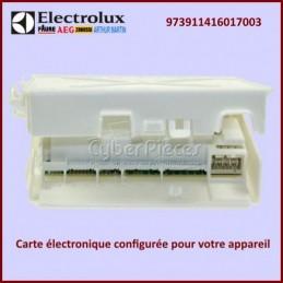 Carte électronique configuré EDW1X Electrolux 973911416017003 CYB-213837