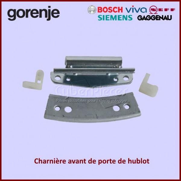 Charnière de hublot  Gorenje 03010581