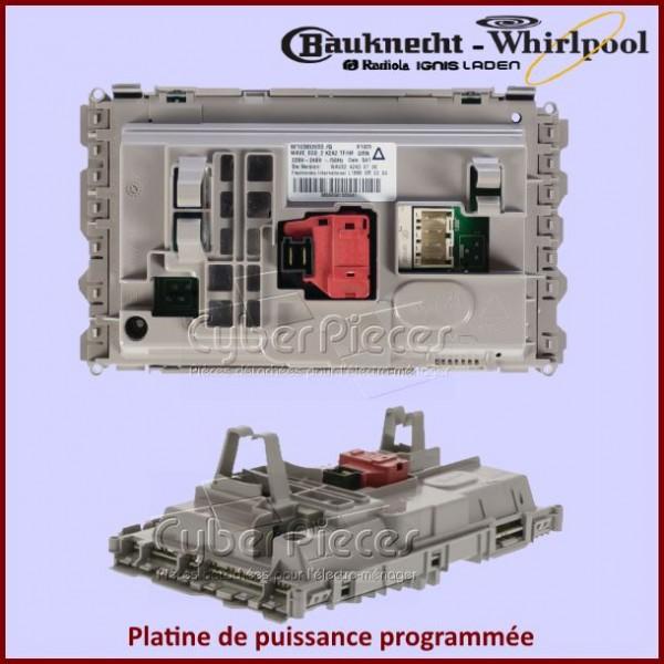 Platine de Puissance Whirlpool 481010560644