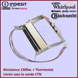 Résistance + Thermostats 2300w - C00258799 CYB-065573
