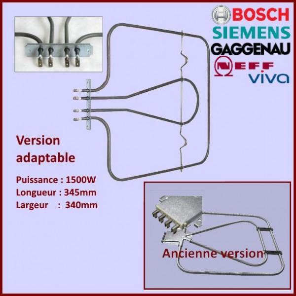Résistance de Sole Bosch 00215682 - 00215567