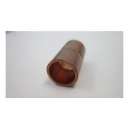 Manchon Droit Femelle-femelle Avec Épaulement 1/2 12,70mm CYB-044233