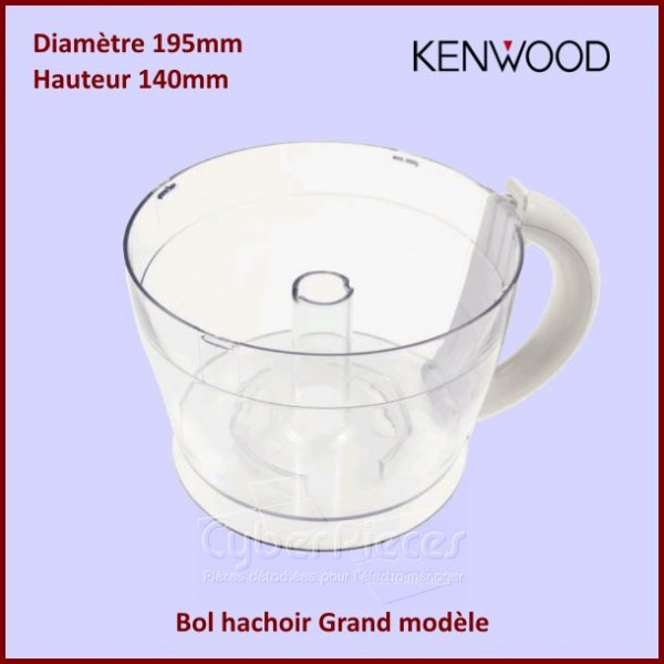 Grand bol hachoir Kenwood KW716009