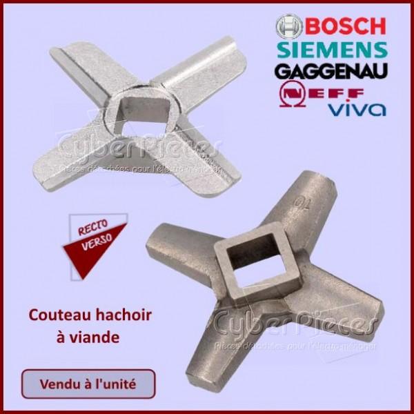 Couteau hachoir à viande Bosch 00629851
