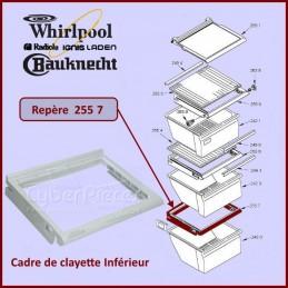 Cadre de clayette du Bac...