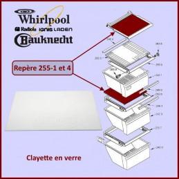 Clayette en Verre Whirlpool...