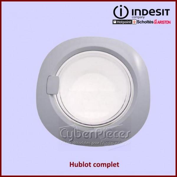 Hublot complet Indesit C00057642