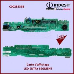 Carte d'affichage Indesit C00282368 GA-119740