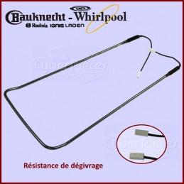 Résistance de dégivrage Whirlpool 481202188005 CYB-179393