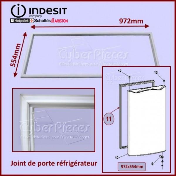 Joint de porte réfrigérateur Indesit C00115392