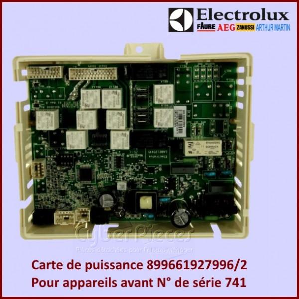 Carte de puissance Electrolux  8996619279962