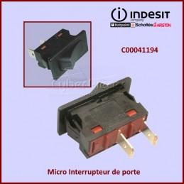 Micro Interrupteur de porte Indesit C00041194 CYB-047586