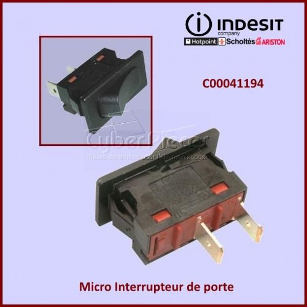 Micro Interrupteur de porte Indesit C00041194