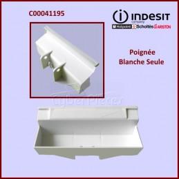 Poignée Blanche seule Indesit C00041195 CYB-047593