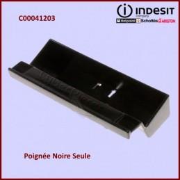 Poignée Noire Seule Indesit C00041203 CYB-020930